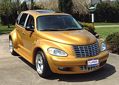 Dress Up Your Pt Cruiser With A Hand Made Body Kit H Pt