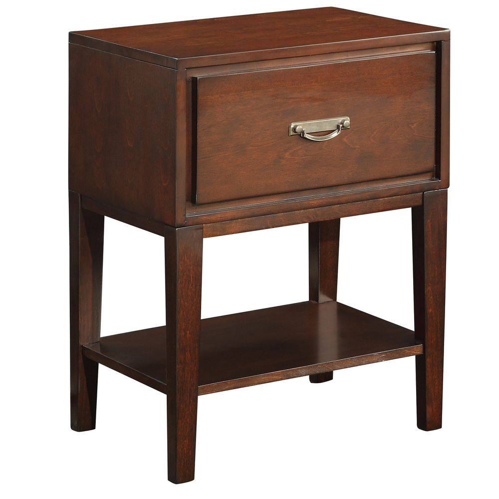 INSPIRE Q Haines Espresso Rectangle Wood Accent Table - Overstock Shopping  - Great Deals on