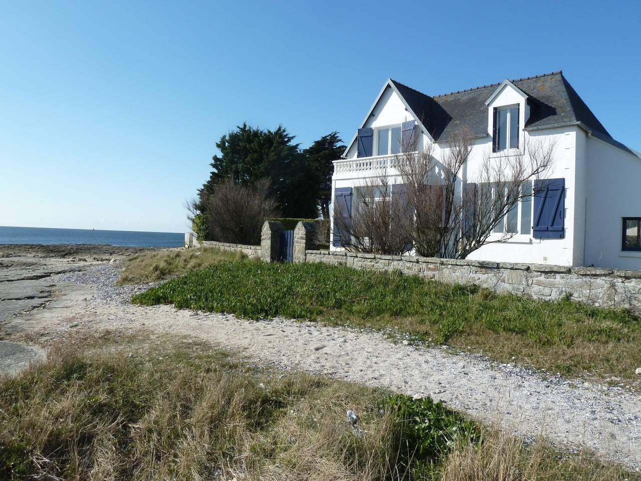 House directly on the shore ! Häuser zur Miete in