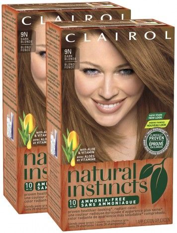 Brand New Coupon 1 50 Off Clairol Natural Instincts Hair Color Krazy Club