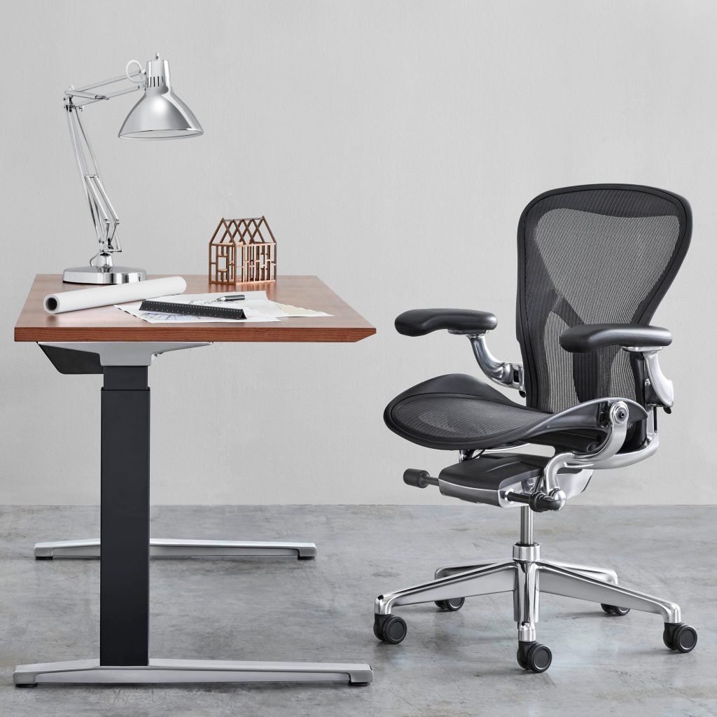 Herman Miller updates iconic Aeron office chair Office
