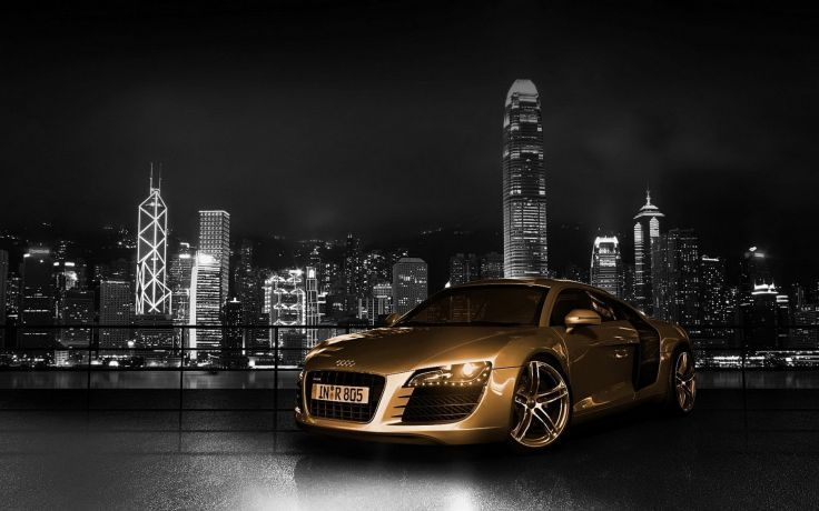 Beautiful Audi Car New Desktop Wallpaper