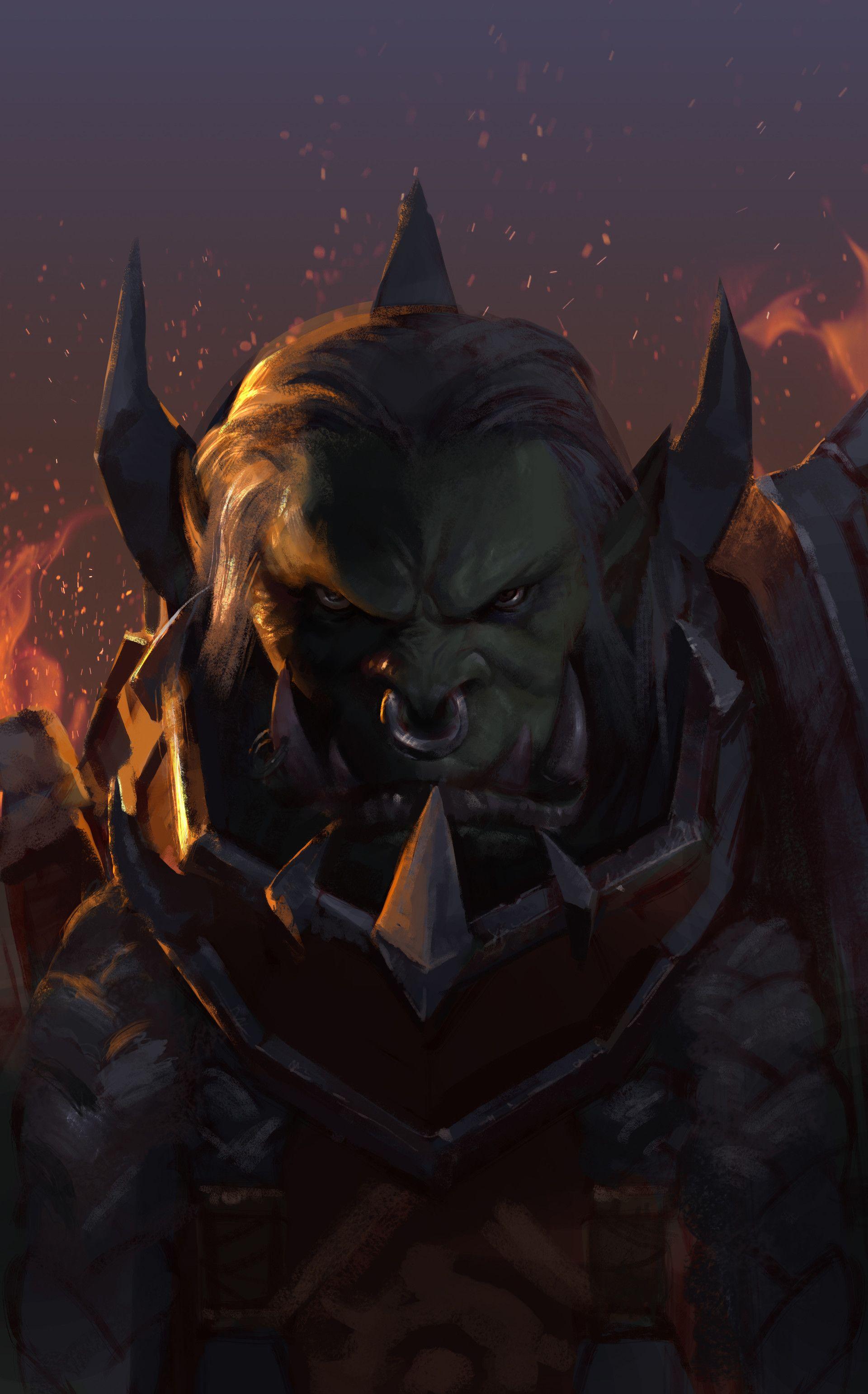 Artstation Daily Practise Pz B Warcraft Art Warcraft Ii