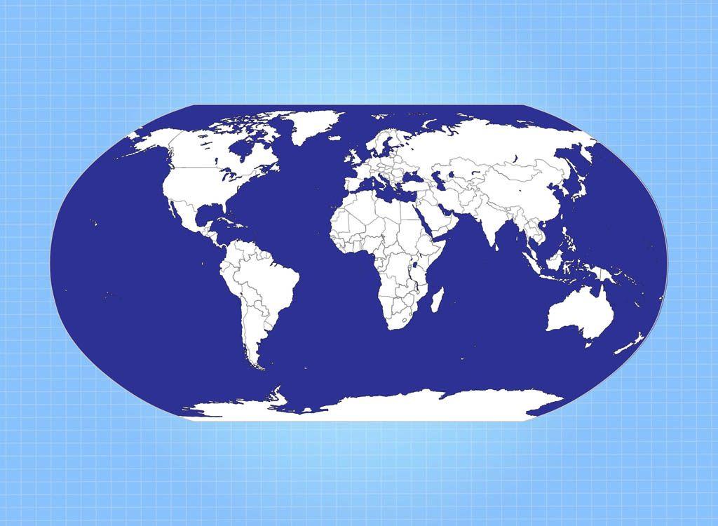 globe vectorjpg 1024750 world map