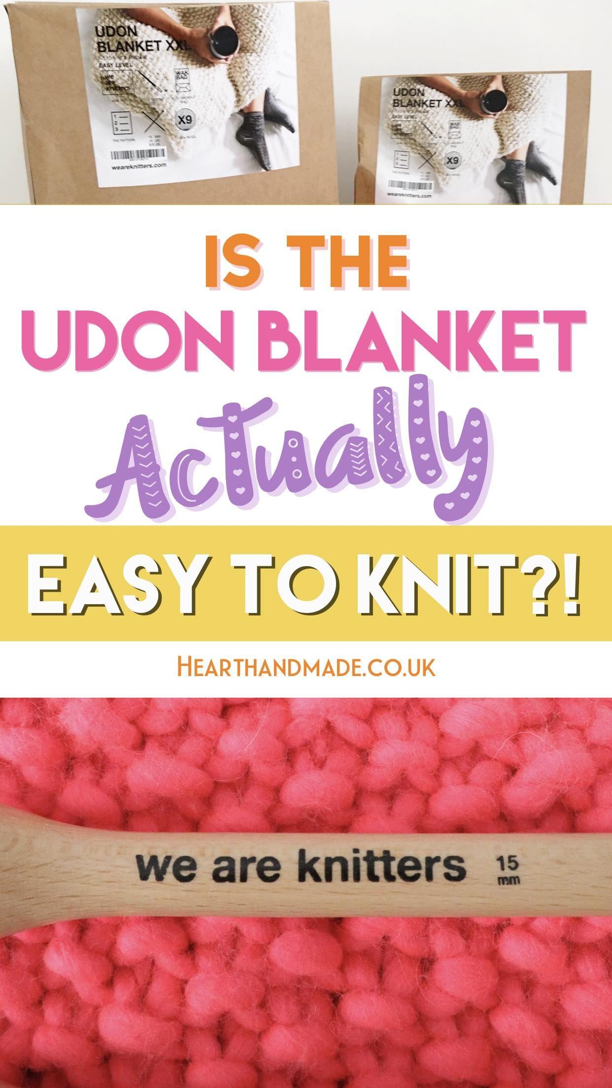 Великолепно супер массивное одеяло |  Обзор комплекта Udon Blanket XXL