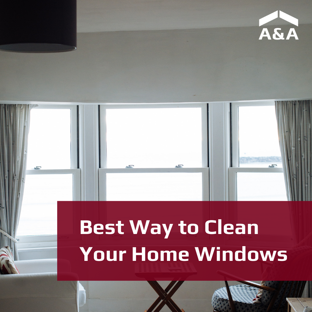 We Recommend Cleaning Windows Twice A Year For Optimal Quality