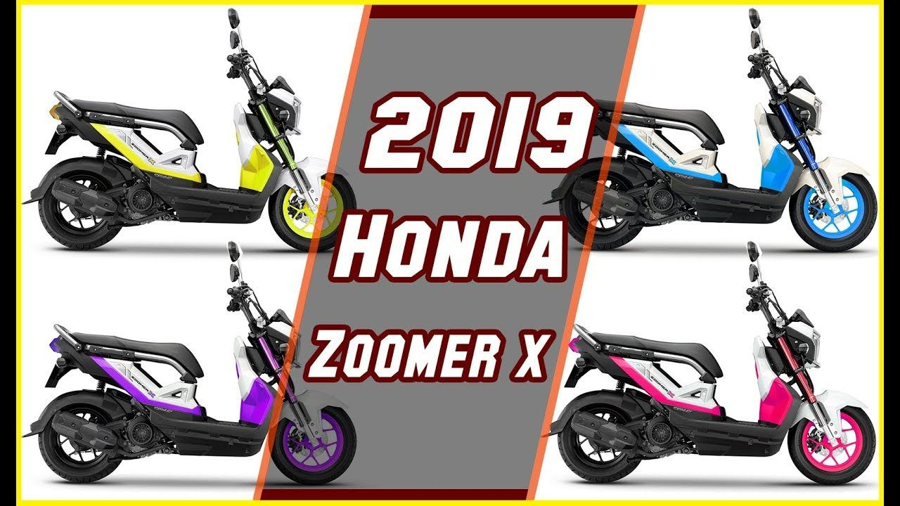 Honda Zoomer X 2019 New Review from 2300$ - តំលៃ