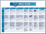 Pin On Meal Plans And Recipes 4 Week Lifestyle Makeover