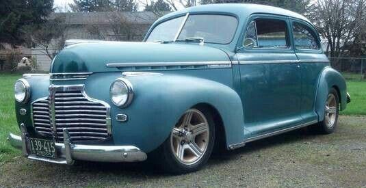 1941 Chevy Deluxe 2 Door Sedan Vw Beetle Classic Cars Trucks Chevy