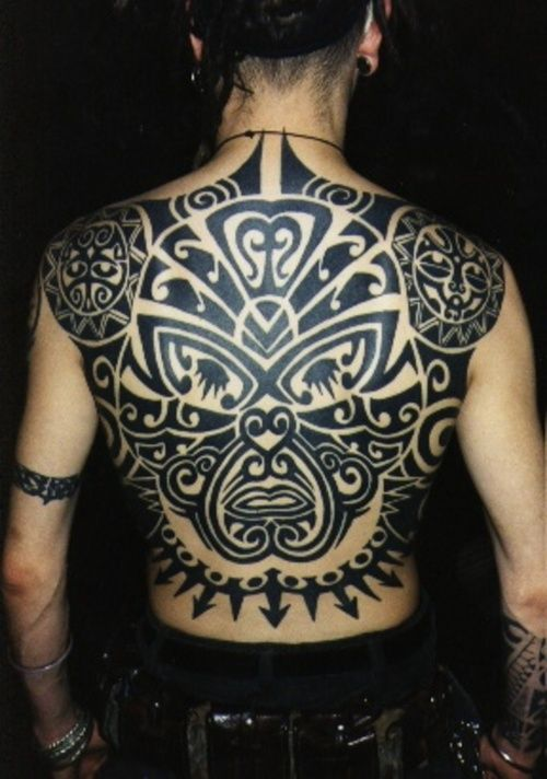 Now That Is Dedication To The Art Of Tattooing