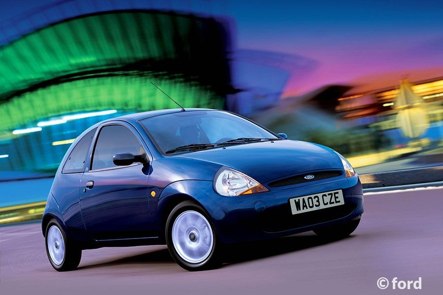 Used Ford Ka Www Firstcar Co Uk Reviews Used Car Review Ford Ka Mk
