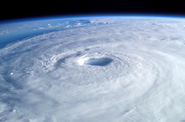 Hurricane From Space Satellite Cool Photos Atlantic Hurricane Nature