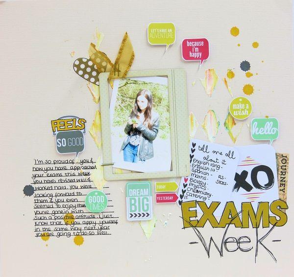May Cocoa Daisy Kit - Exams Week by Funky Fairy @2peasinabucket
