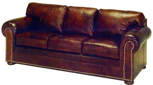 Tremendous Denver Leather Sofa American Heritage Custom Leather Made Andrewgaddart Wooden Chair Designs For Living Room Andrewgaddartcom
