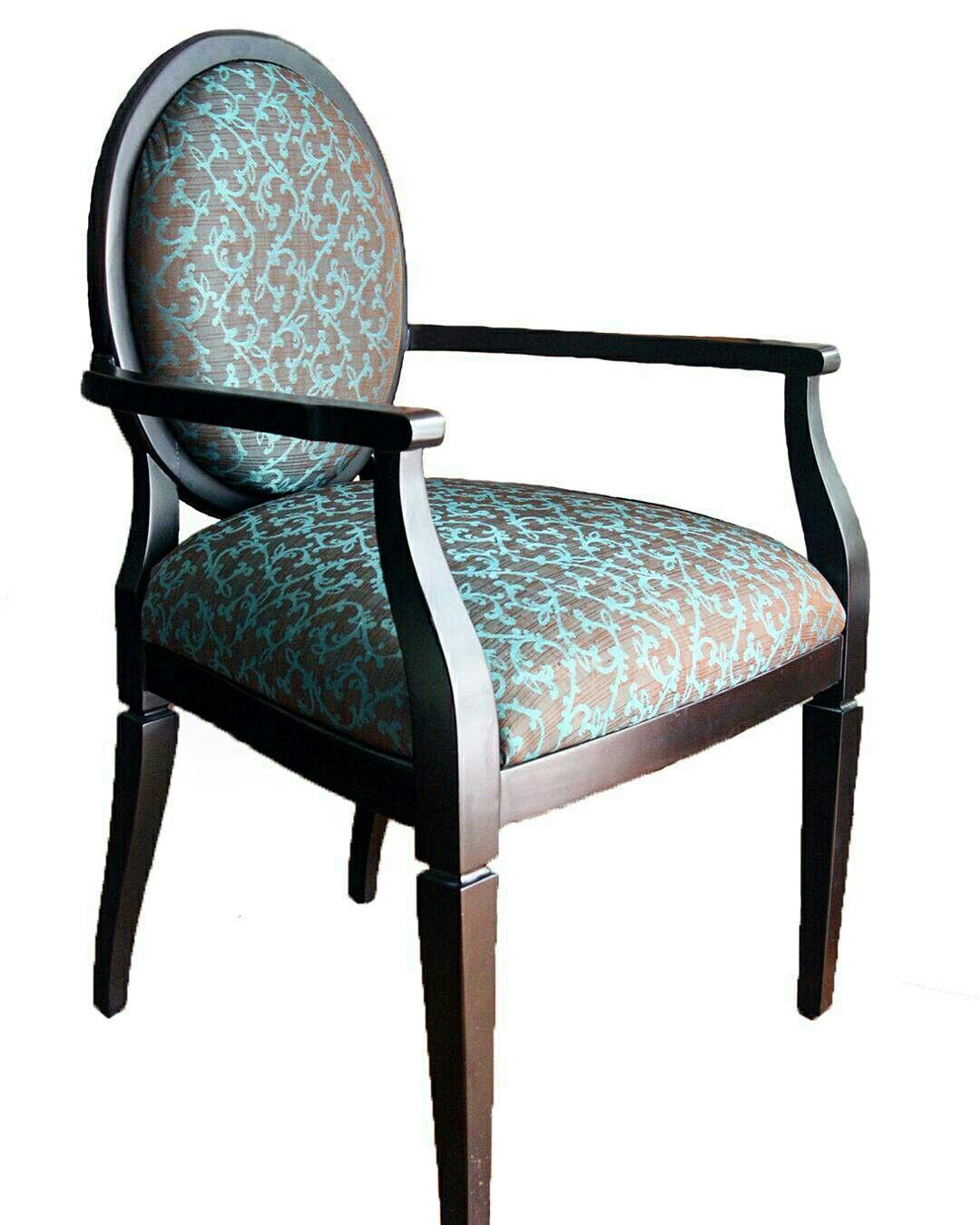 Conjunto de 2 sillones de cabecera con apoyabrazos modelo Reina ...