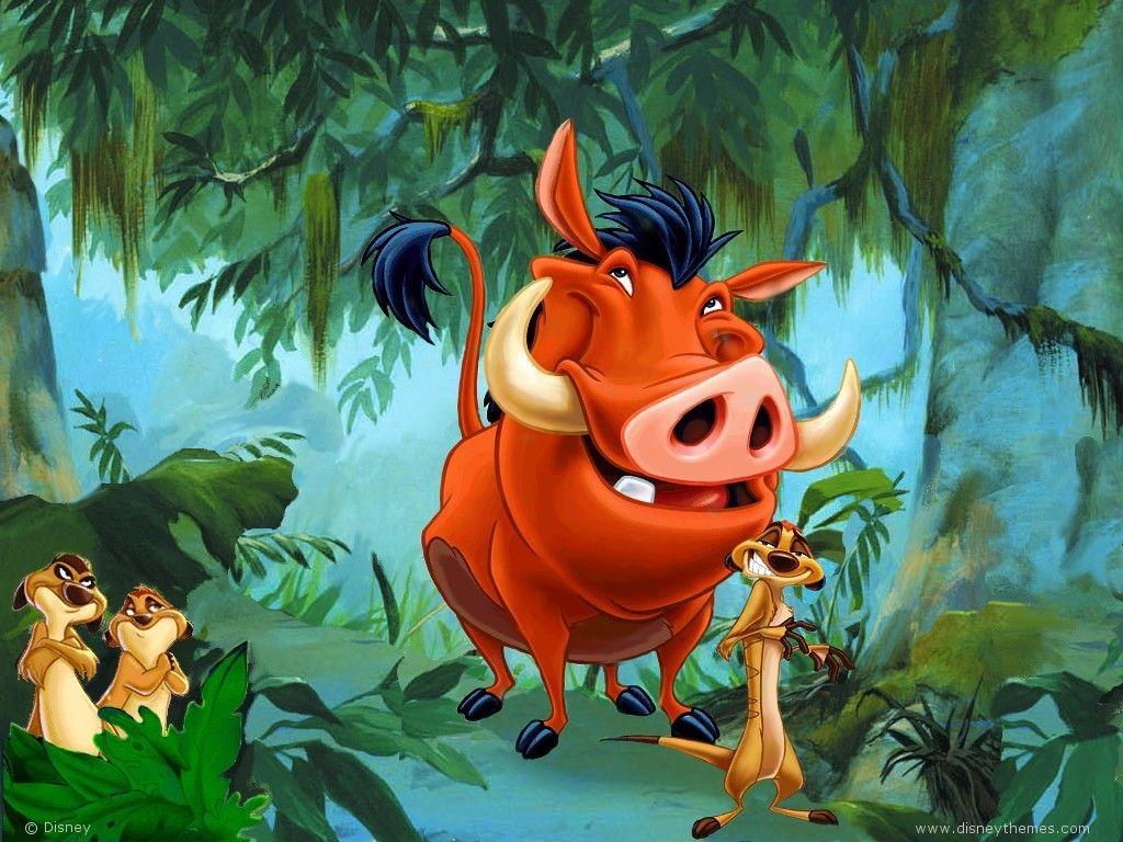 Imagen De Amistad De Timon Y Pumba Timon And Pumbaa Disney Sidekicks Disney Cartoons