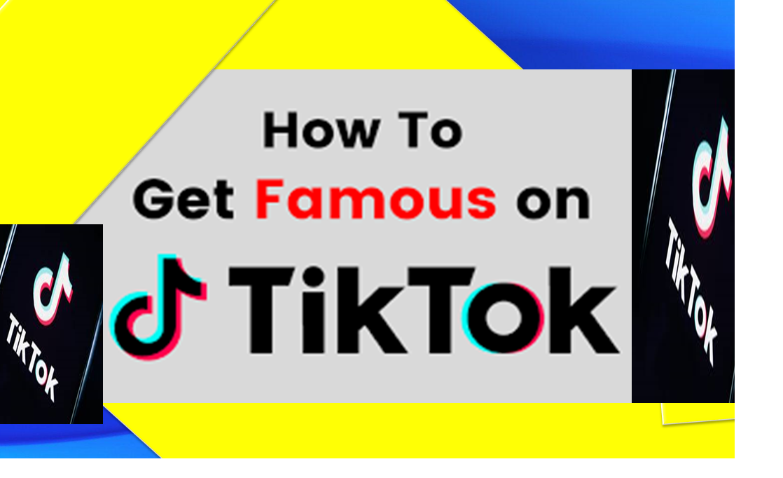 How To Get Famous By Tiktok How To Gain Popularity On Youtube Tiktok Algorithm How To Go Viral How To Get Famous How To Get Algorithm