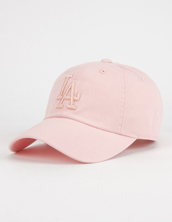 7275624c820 LA baseball dad hat