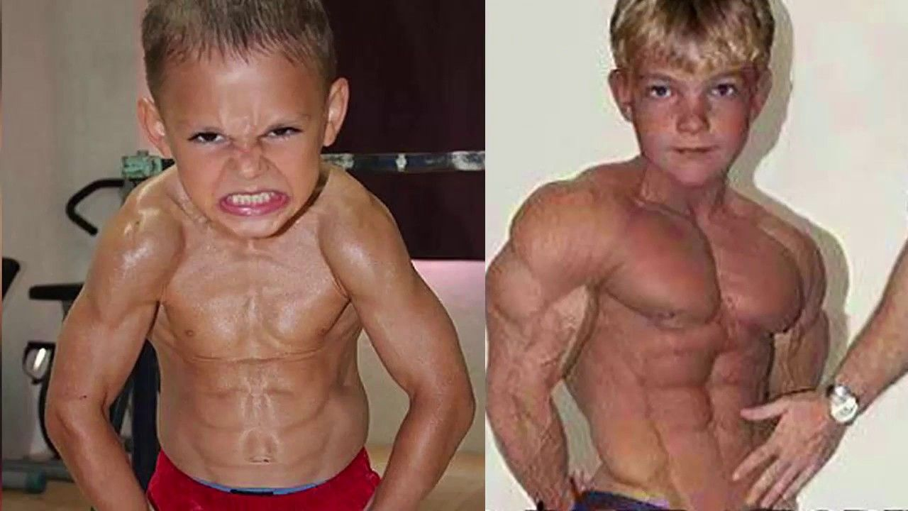 TOP 5 STRONGEST KIDS EVER FOUND IN THE WORLD - YouTube