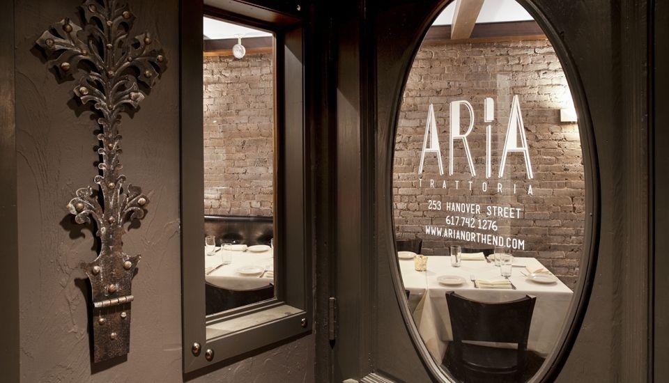 Aria north end boston boston restaurants bed and