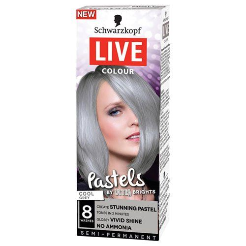 How To Dye Hair Grey Without Bleach Is It Possible Grey Hair