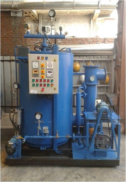 What do you mean by steam boiler?