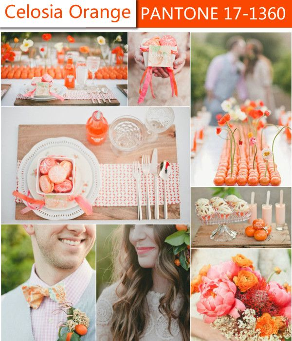 Top 10 Wedding Color Trends for Spring 2014 | Spring 2014, Spring ...