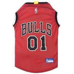 Chicago Bulls Dog Jersey