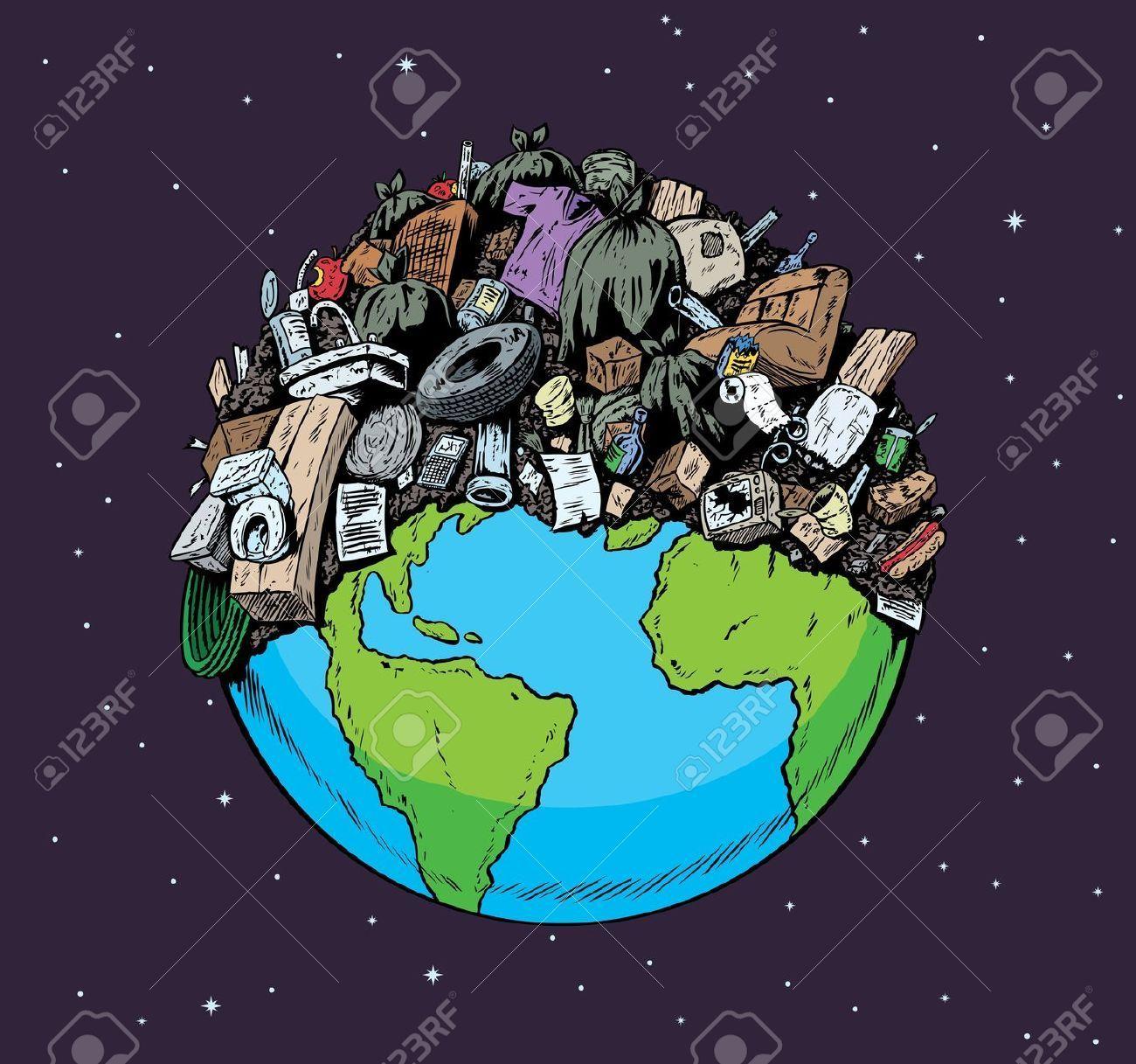 20628860 Planeta Contaminado Foto De Archivo Jpg 1300 1217 Imagenes Del Medio Ambiente Medio Ambiente Contaminado Arte Ambiental