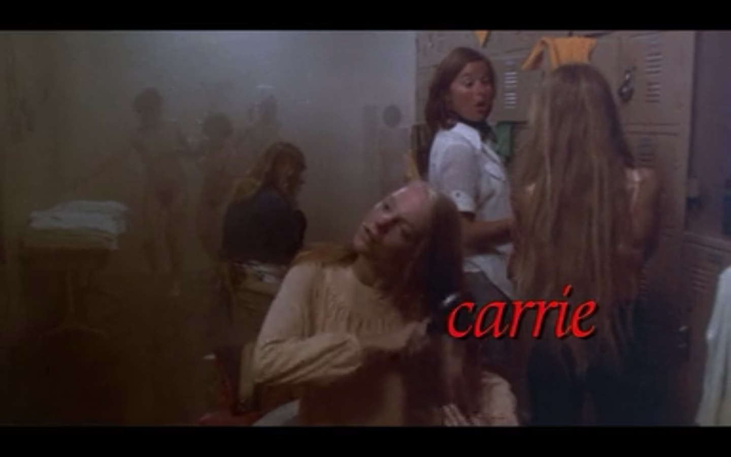 Carrie Locker Room Scene Google Search Stephen King Carrie Movie Perfect Movie