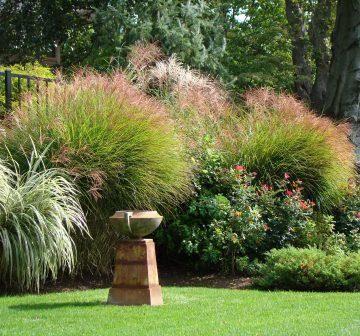 Serenity In The Garden: Fine Gardening Magazine Website And My Blue Gate,  Grass Steps   One Of My Landscapes, Jan Johnsen, Johnsen Landscapes U0026 Pools