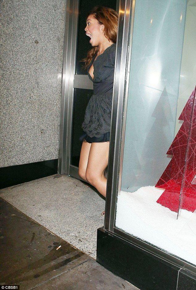 Girls london peeing