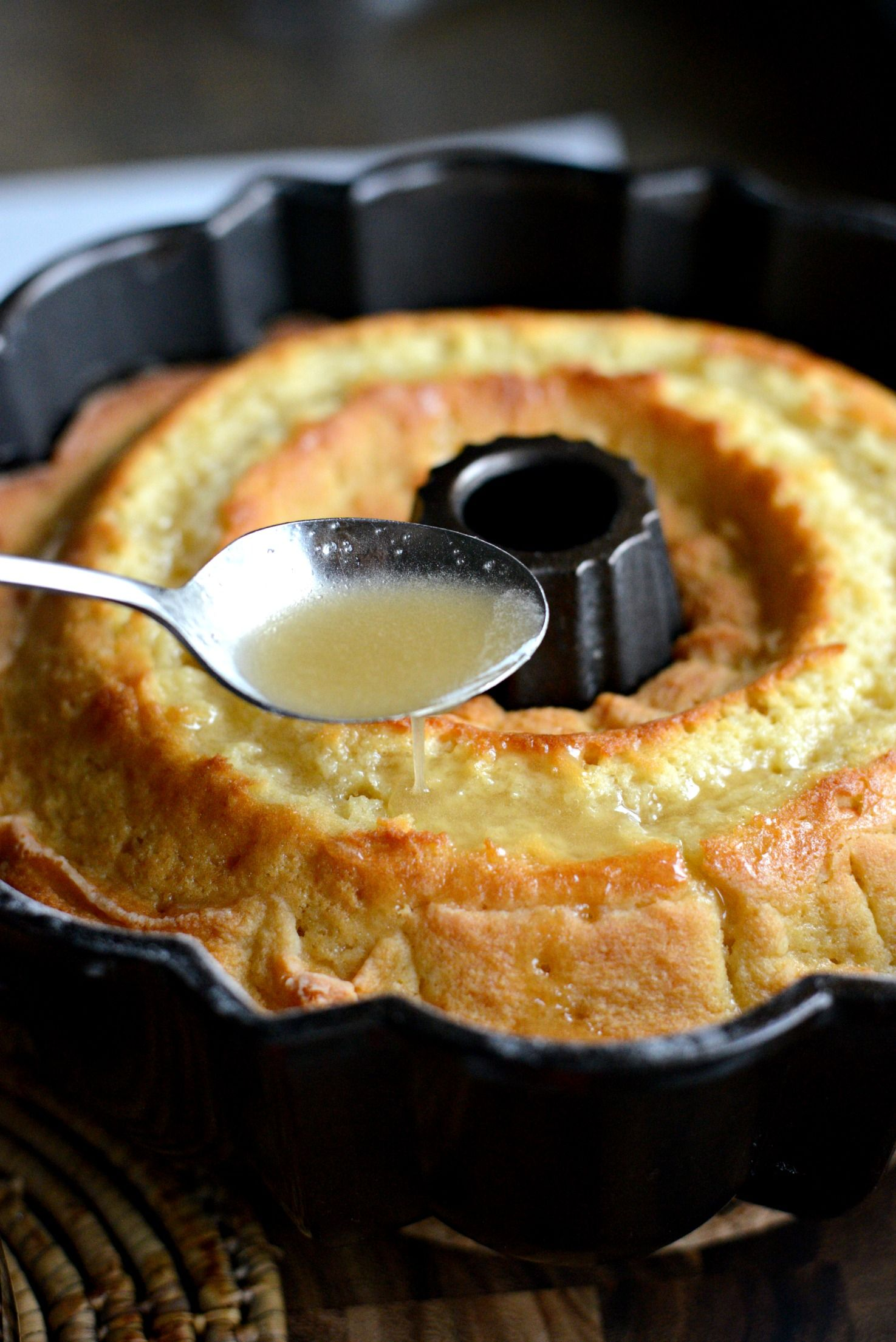 Kentucky Butter Cake - Simply Scratch