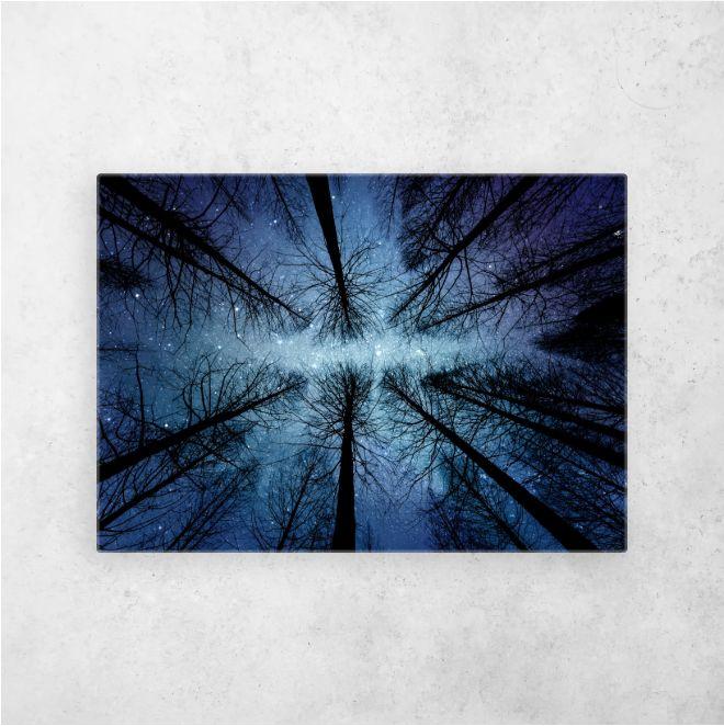 #boreal #austral #universo #galaxy #heaven #nebula | Displate thumbnail