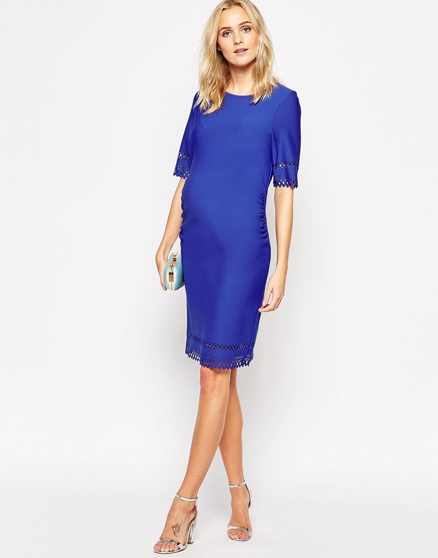 Image 4 of new look maternity laser cut dress academic attire image 4 of new look maternity laser cut dress ombrellifo Choice Image