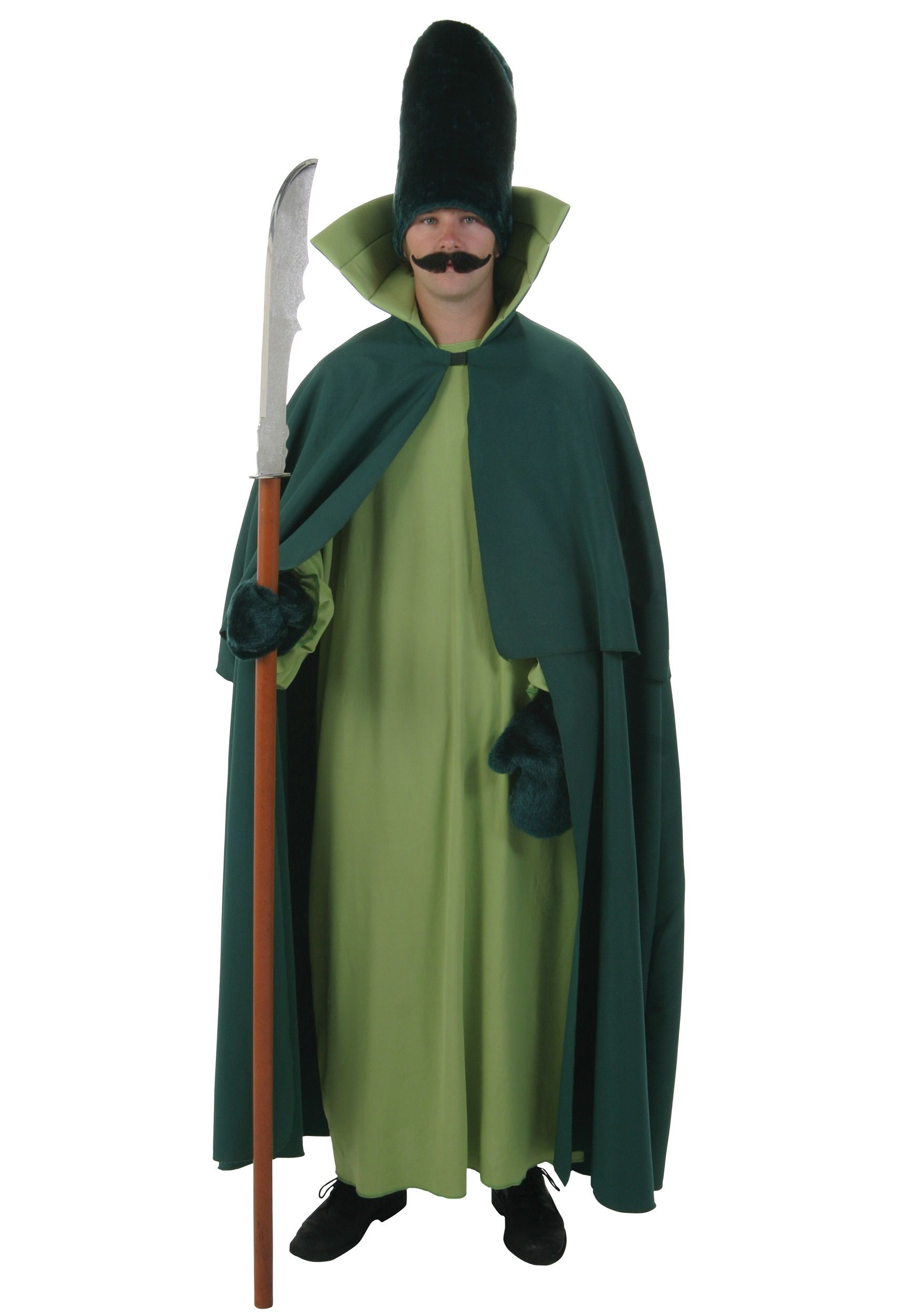 Adult Green Guard Costume | Emerald city, Costumes and Halloween ideas