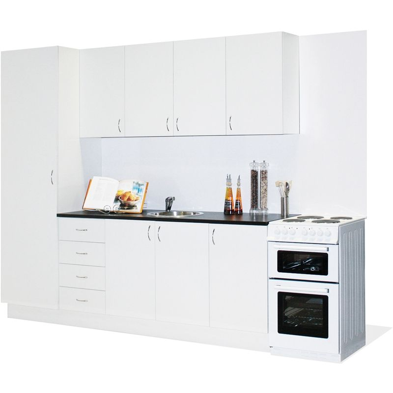 Find Marquee Straight Line Modular Kitchen At Bunnings Warehouse Visit Your Local For The