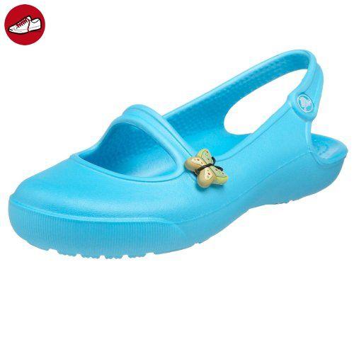 8a5cfd27a Crocs Girls Gabby Electric Blue