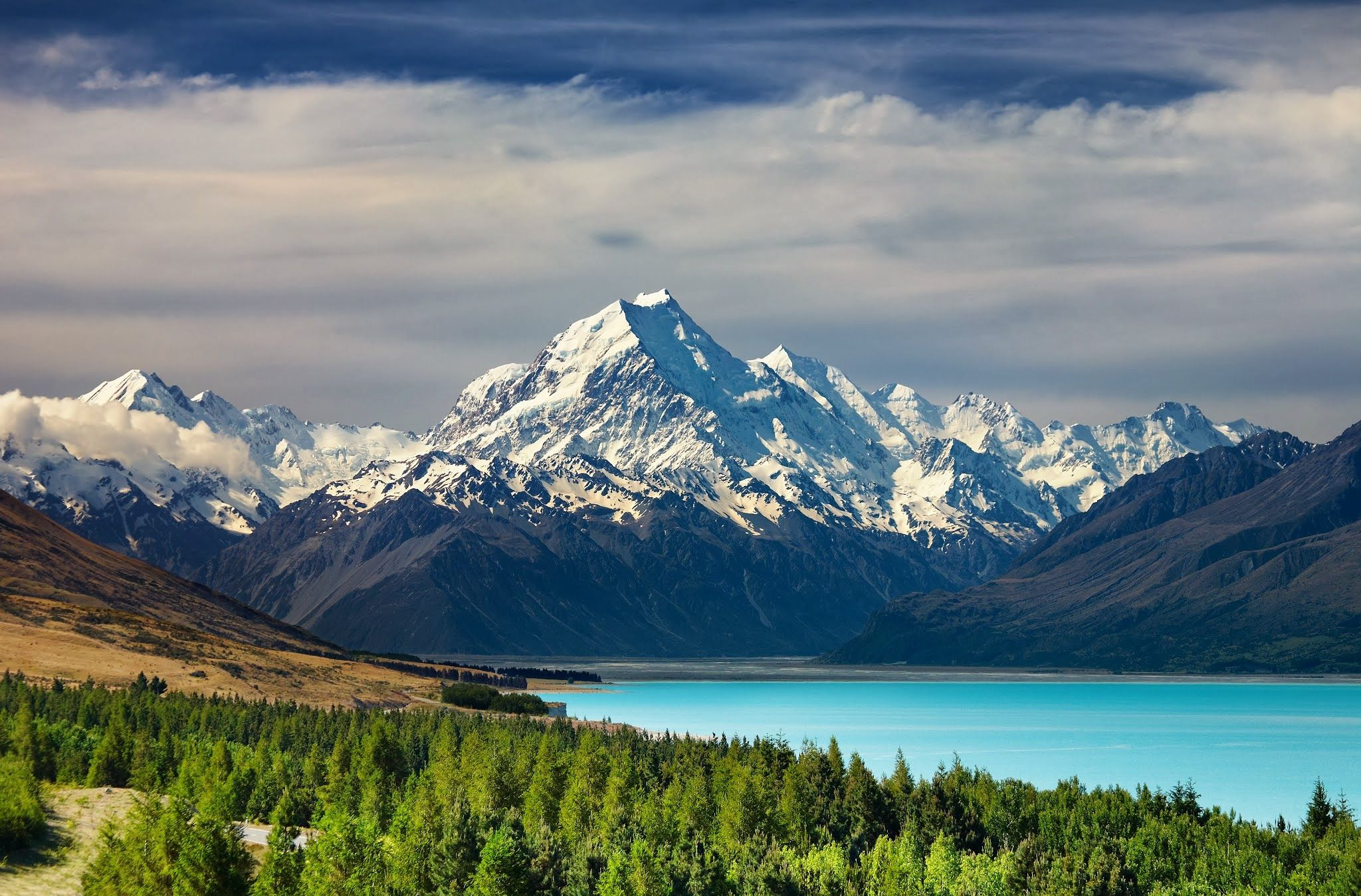 New Zealand Mountains Wallpapers 1080p New Zealand Mountains New Zealand Holidays New Zealand Landscape