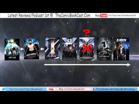 X-Men MOVIE Timeline Explained