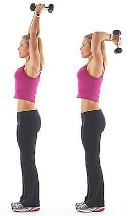 plate propulsion workout  good arm workouts dumbbell