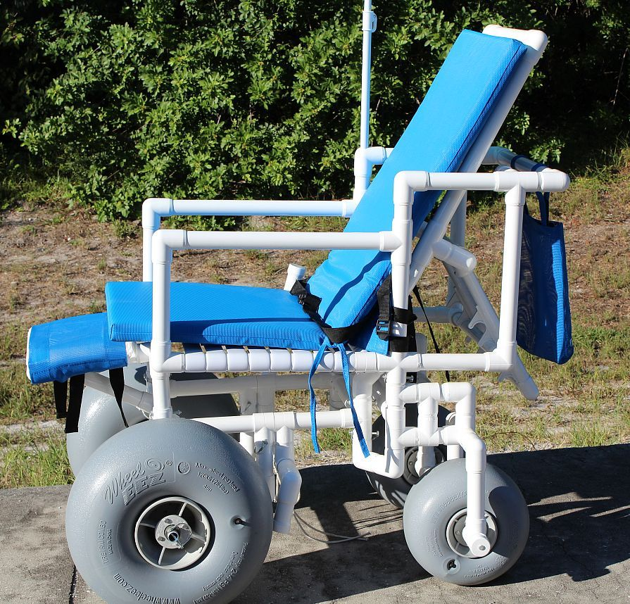 There Have Been Several Requests For A Beach Wheelchair