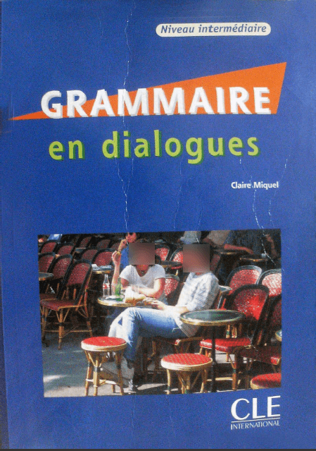 Grammaire En Dialogues Pdf Niveau Intermediaire Gratuit French Conversation Learn French Beginner Learn French