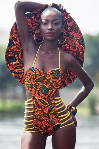 behaarte afrikanische frauen