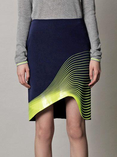 Dion Lee skirt