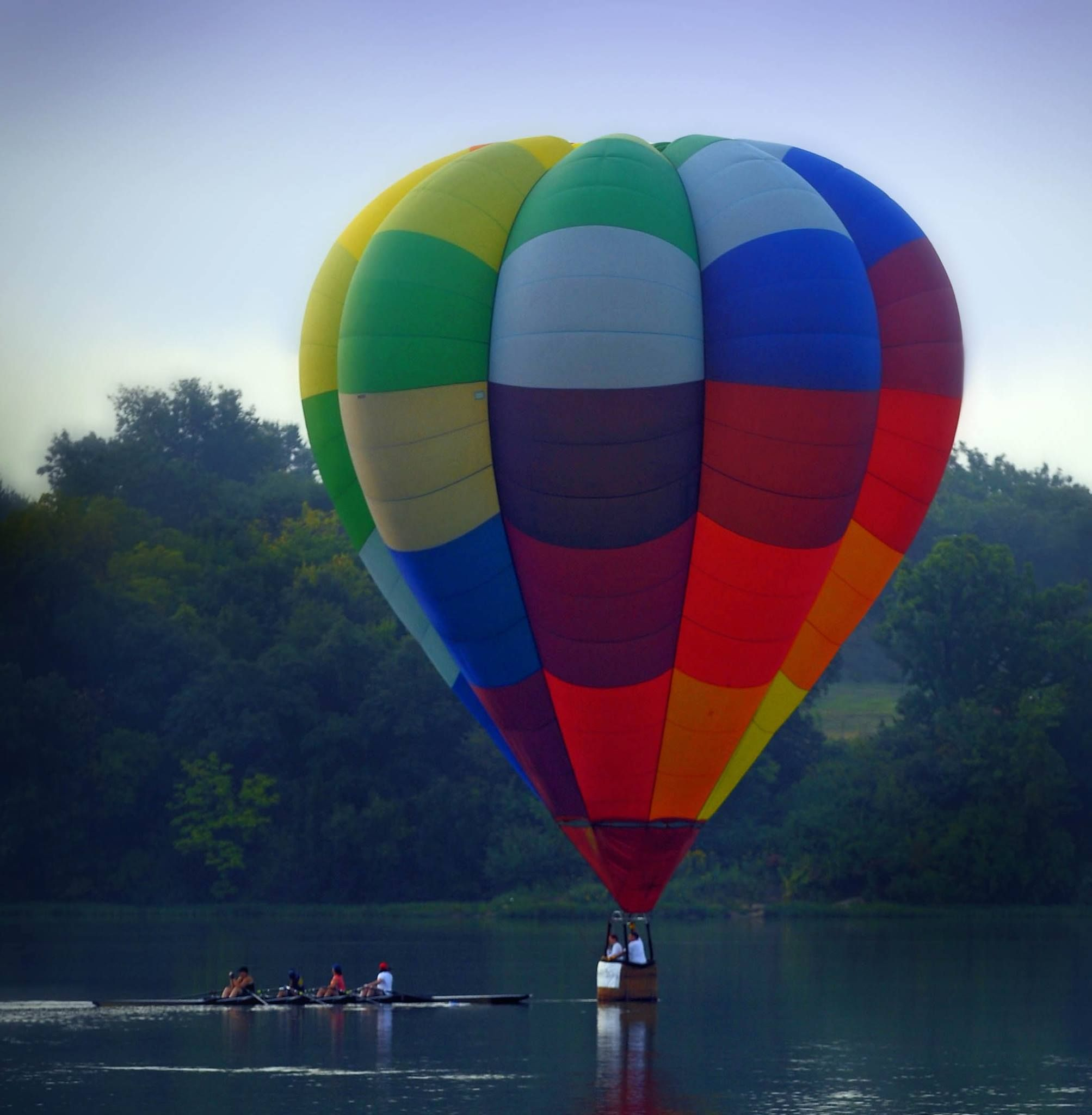 Albuquerque Volkswagen: Hot Air Balloon In Albuquerque, NM 2014 Balloon Fiesta