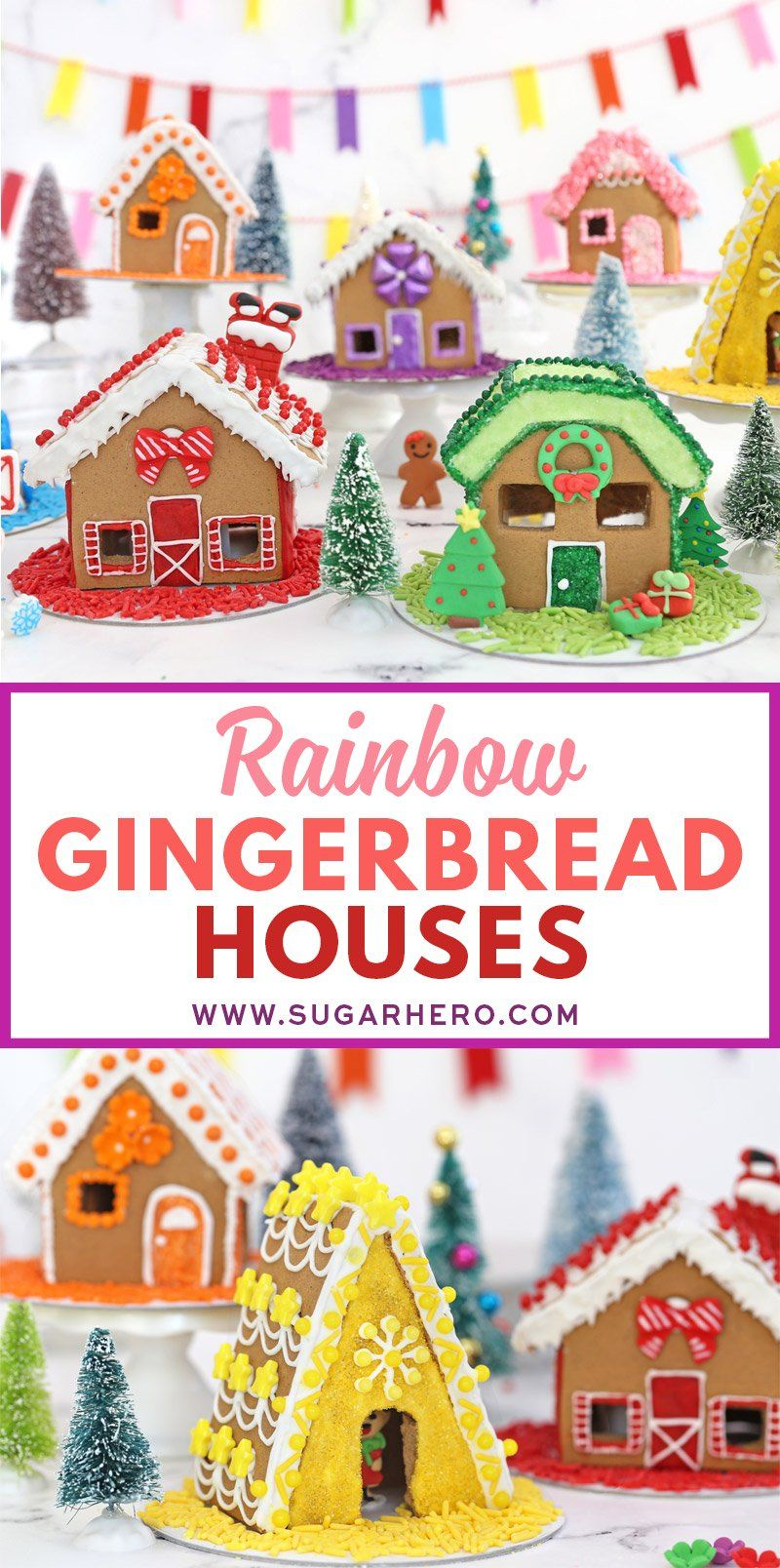Looking For Gingerbread House Decorating Ideas Say Goodbye To Boring Gingerbread Houses And Hello Gingerbread House Gingerbread House Decorations Gingerbread