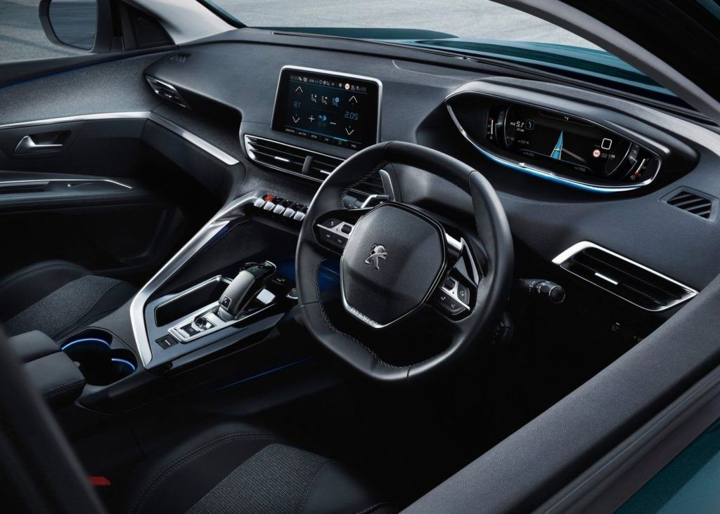 2019 Peugeot 3008 Hybrid Overview Interior Release Date