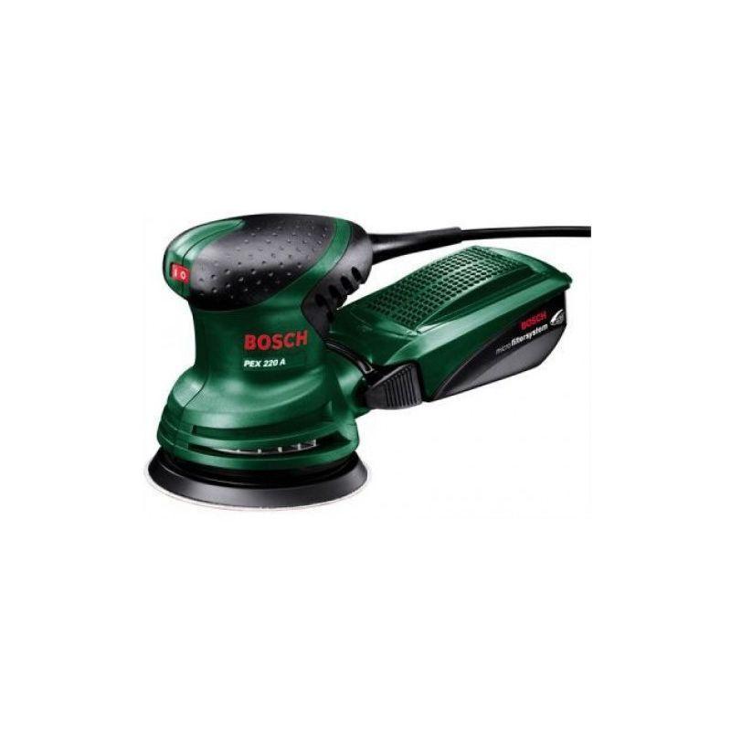 Ponceuse Excentrique Pex 220 A En 125 Mm Bosch 0603378000 In 2020 Home Appliances Home Garden Vacuums