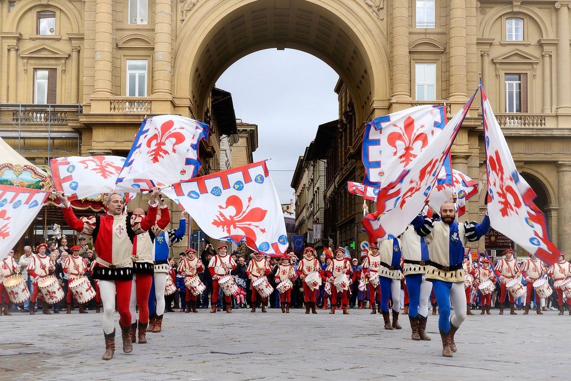 March events in florence and surroundingswhat to do in